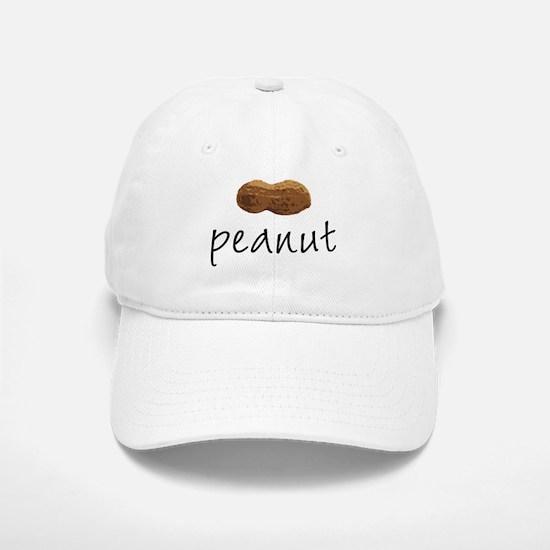 Peanut Baseball Baseball Cap