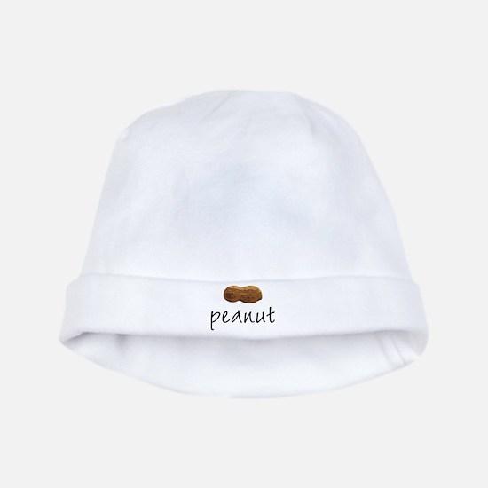 Peanut baby hat