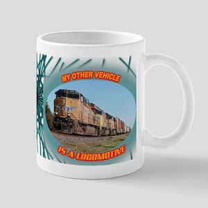 U.P. 3 Mug