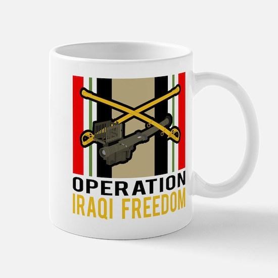 Cavalry Stinger OIF Mug