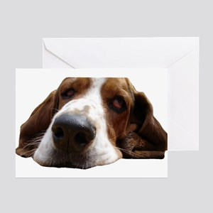George E Grunt Greeting Cards (Pk of 10)