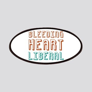 Bleeding Heart Liberal Patches