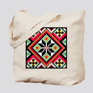 Folk Design 1 Tote Bag