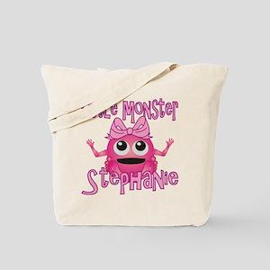 Little Monster Stephanie Tote Bag