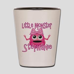 Little Monster Stephanie Shot Glass