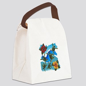 WITH MUCH BEAUTY Canvas Lunch Bag