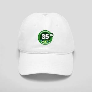 35th Anniversary Celebration Gift Cap