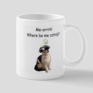 Pirate Cat Mug