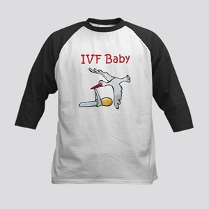 IVF Stork Kids Baseball Jersey