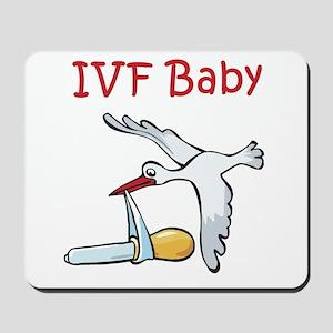 IVF Stork Mousepad
