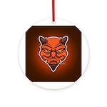 El Diablo Ornament (Round)