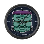 Frankenstein's Monster Large Wall Clock