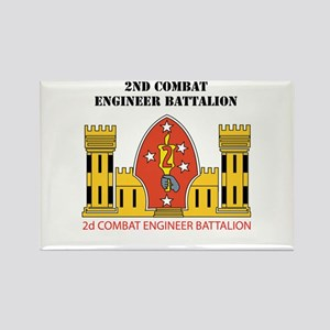 2nd Combat Engineer Battalion with Text Rectangle