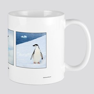 Chinstrap Penguin - Mug