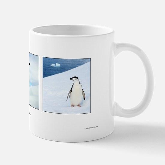 Chinstrap Penguin - Mug