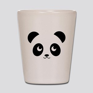 Panda Smile Shot Glass