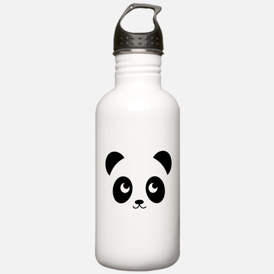 Panda Smile Water Bottle