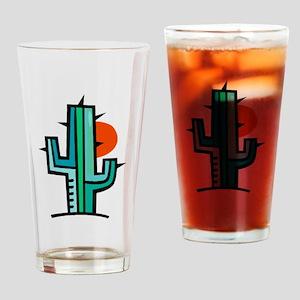 CACTUS_0931 Drinking Glass
