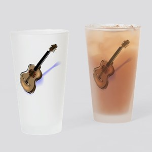 GUITAR (13) Drinking Glass