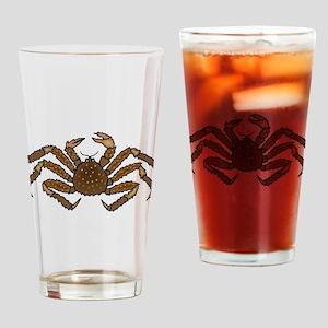 CRAB_4 Drinking Glass