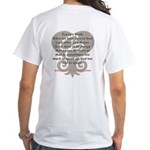 CoachCarruthers.com White T-Shirt