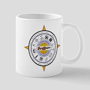 GTA11 COMPASS -- Mug