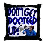 Dooteed Throw Pillow