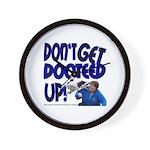 Dooteed Wall Clock