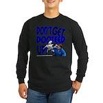 Dooteed Long Sleeve Dark T-Shirt