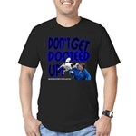 Dooteed Men's Fitted T-Shirt (dark)