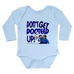 Dooteed Long Sleeve Infant Bodysuit