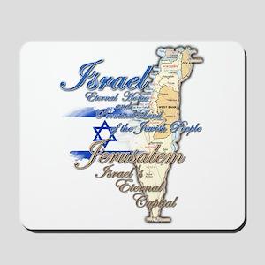 Israel, Jerusalem - Mousepad