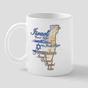 Israel, Jerusalem - Mug