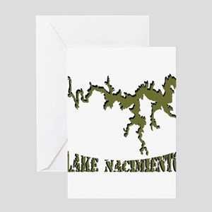 NACI (823 GREEN3) Greeting Card