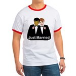 Gay Wedding Ringer T