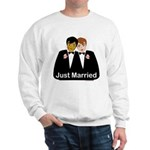 Gay Wedding Sweatshirt