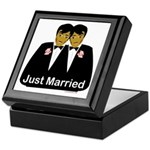 Gay Marriage Keepsake Box