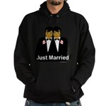 Gay Marriage Hoodie (dark)