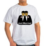 Gay Marriage Light T-Shirt