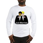 Two Grooms Long Sleeve T-Shirt