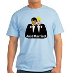 Two Grooms Light T-Shirt