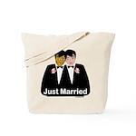 Same Sex Wedding Tote Bag