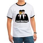 Same Sex Wedding Ringer T