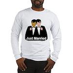 Same Sex Wedding Long Sleeve T-Shirt