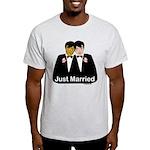 Same Sex Wedding Light T-Shirt