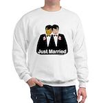 Same Sex Wedding Sweatshirt