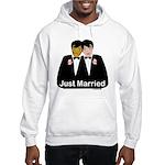 Same Sex Wedding Hooded Sweatshirt