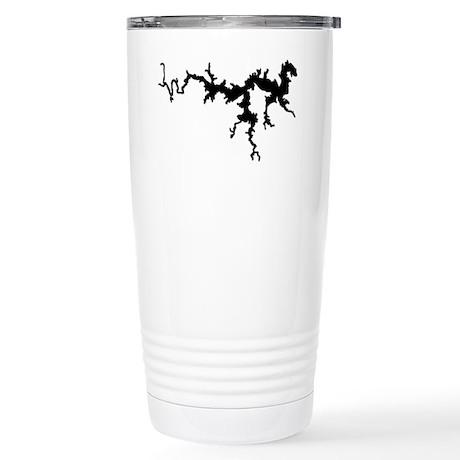 DRAGON {1 black} solid Stainless Steel Travel Mug