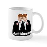 Gay Wedding Groom Mug