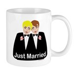 Gay Wedding Mug